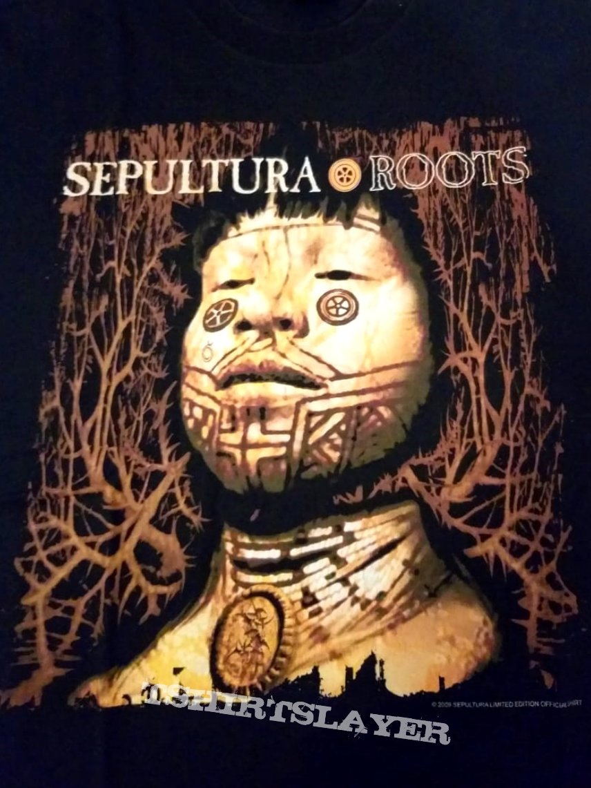 Sepultura Roots Shirt