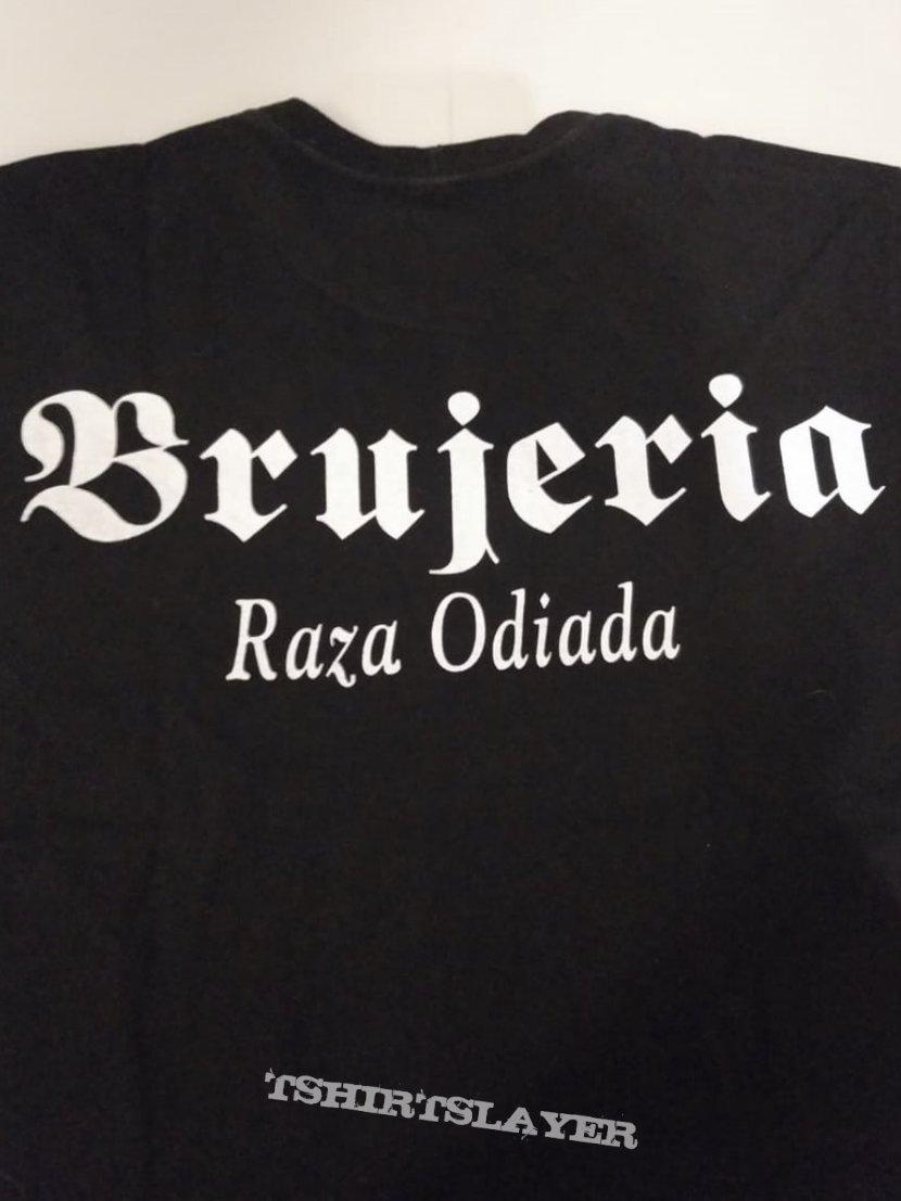 Brujeria Raza Odiada Shirt