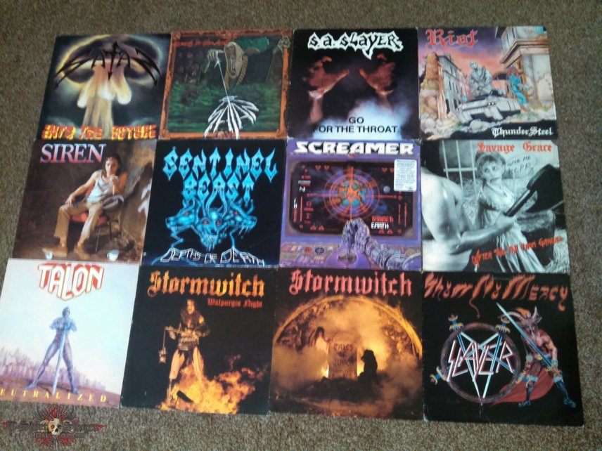 Highlights from vinyl collection pt. 6