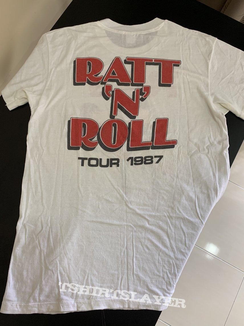 Ratt n Roll World Tour 1987