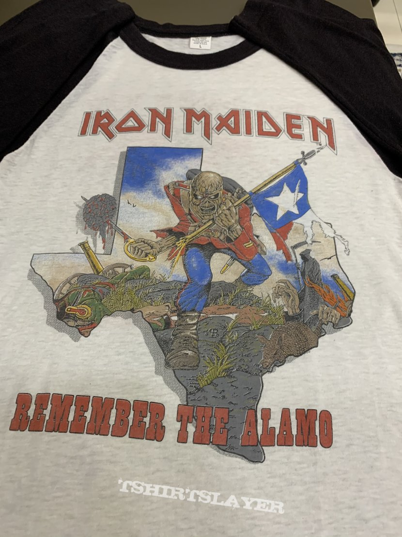 Iron Maiden Remember the Alamo Jersey