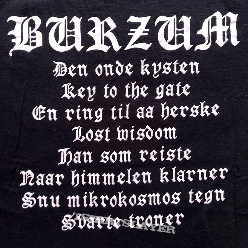Burzum - Det som engang var (bootleg version)