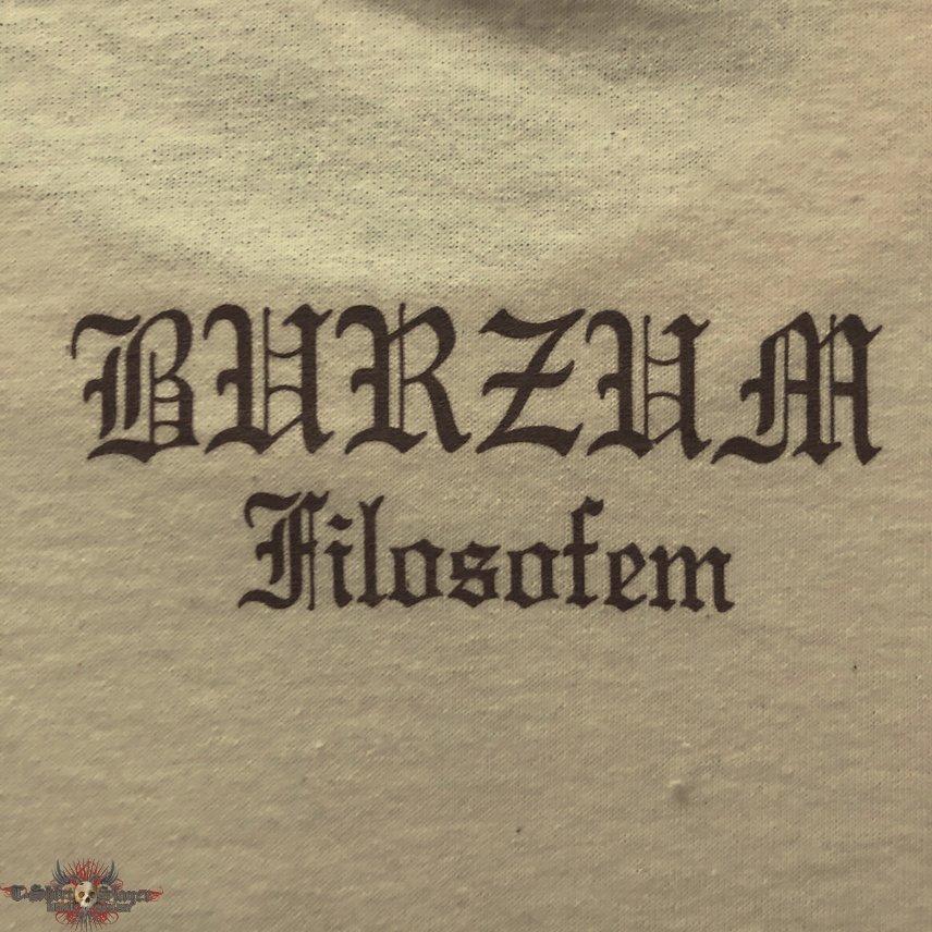 Burzum - Filosofem (official version, sand color)
