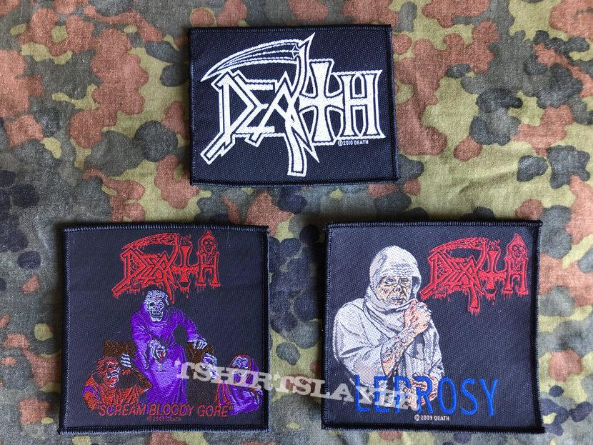 Death patches