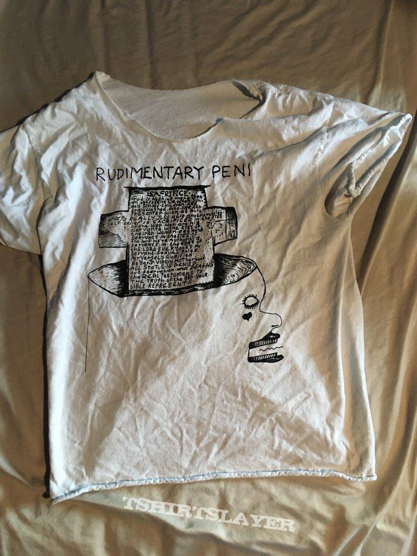 Rudimentary Peni shirt