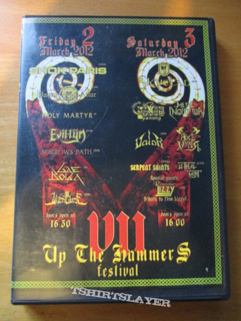 Skyclad - 'Up The Hammers Festival VII' DVD