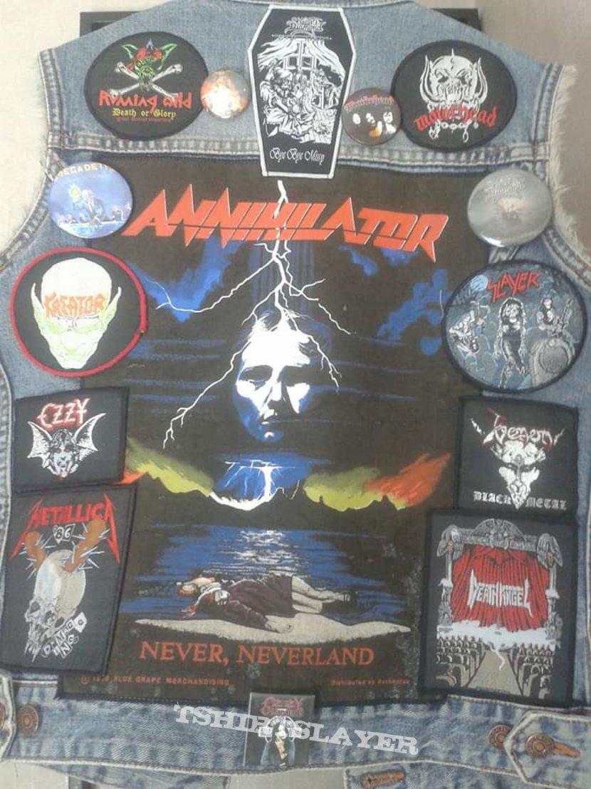 Metal Heavy Vest