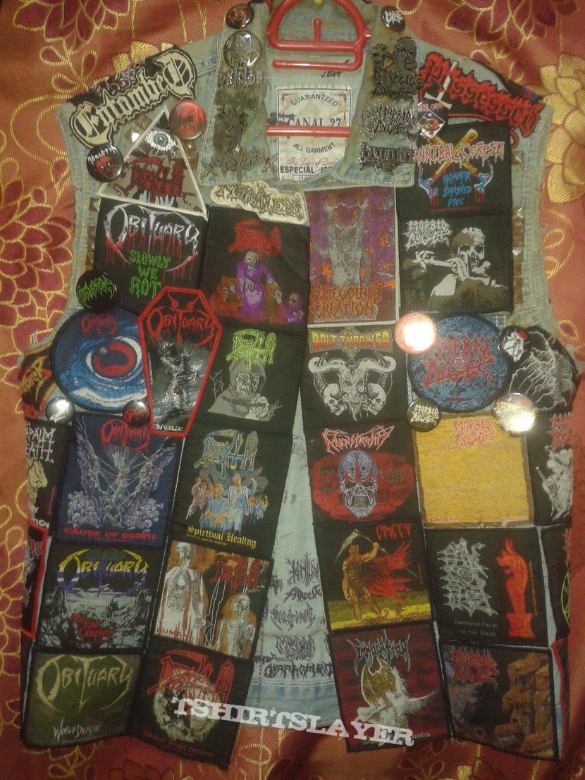 Metal Death Vest