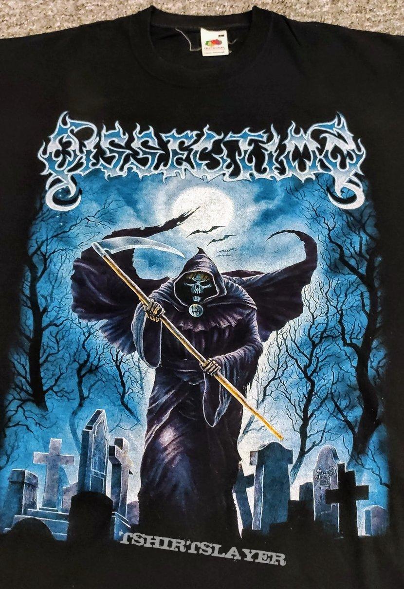 Dissection - Where dead angels lie T-Shirt ~2003