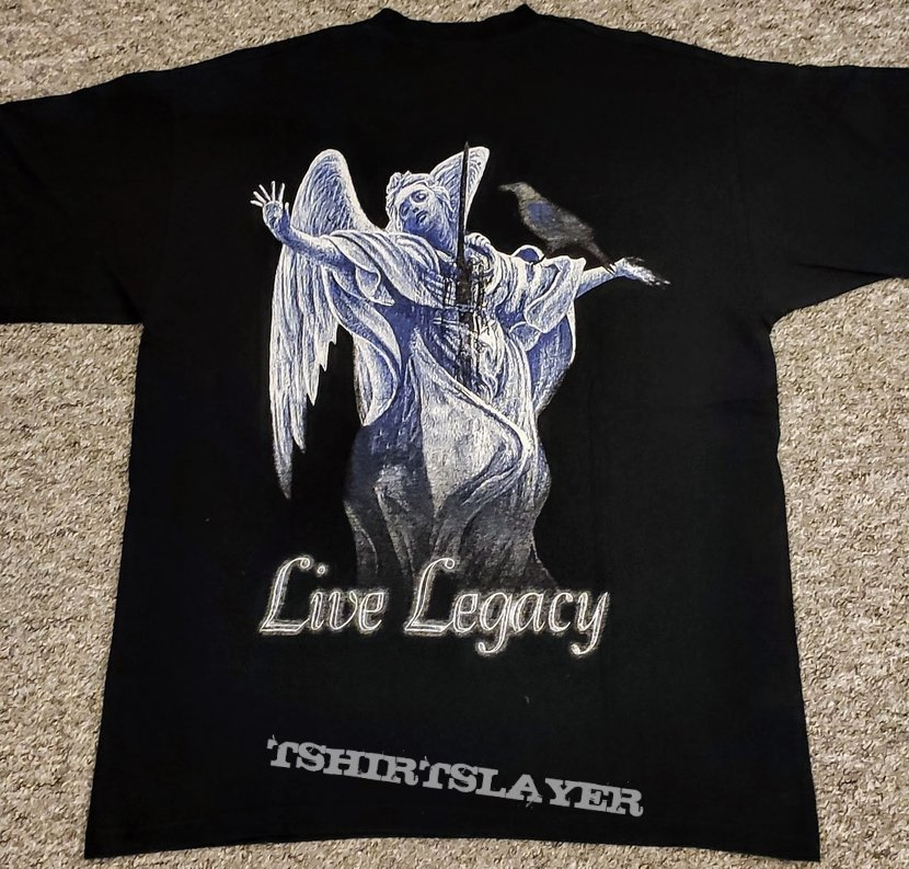 Dissection - Live Legacy T-Shirt ~2003