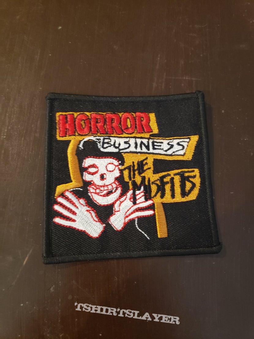 Misfits Horror Business patch.