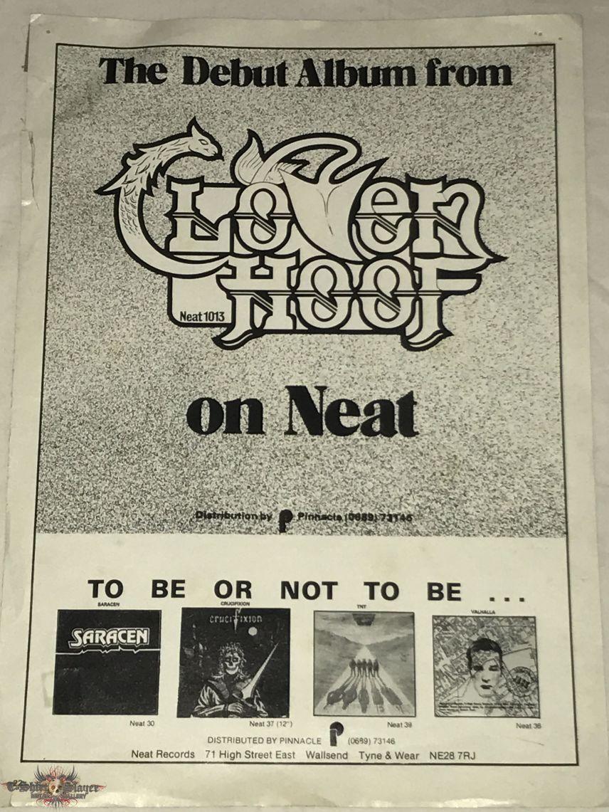 Cloven Hoof Advertisement