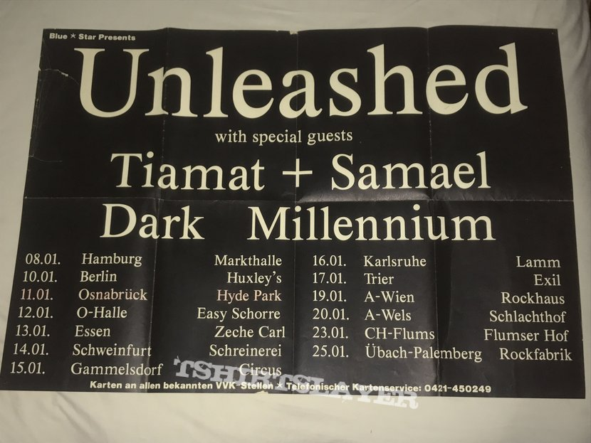 Tiamat - Poster Collection