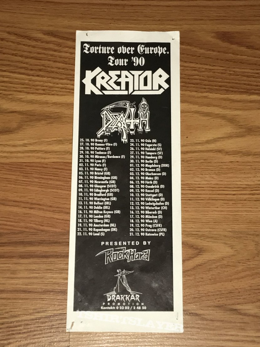 Kreator - Poster Collection