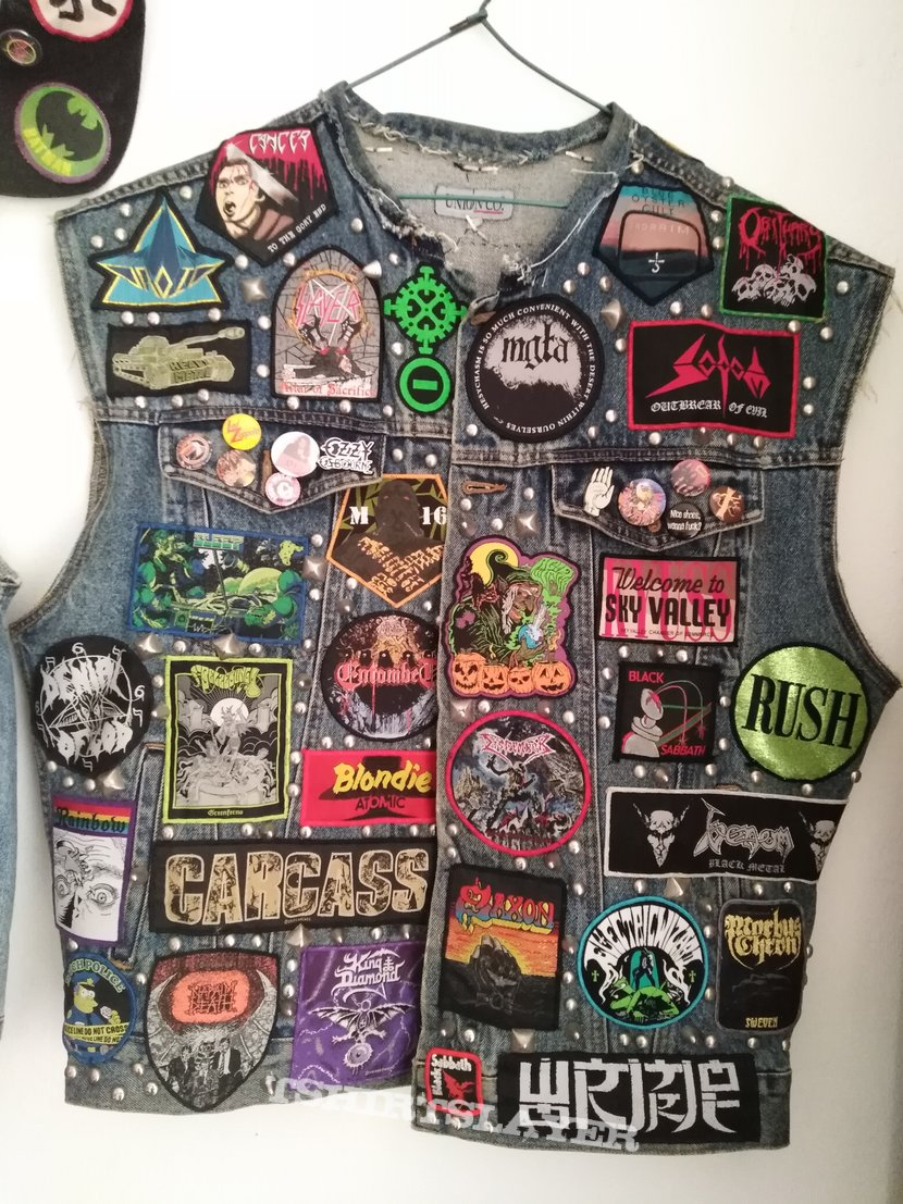 Completed Vest?