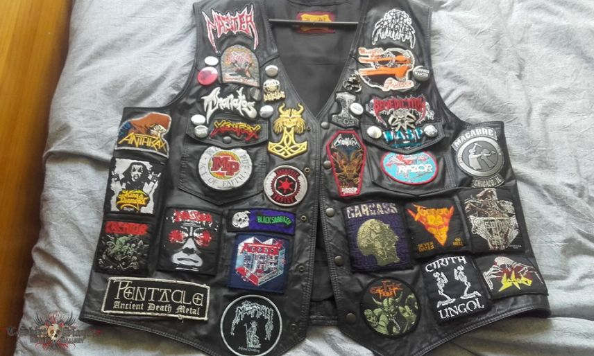 My Leather Vest (updated!)