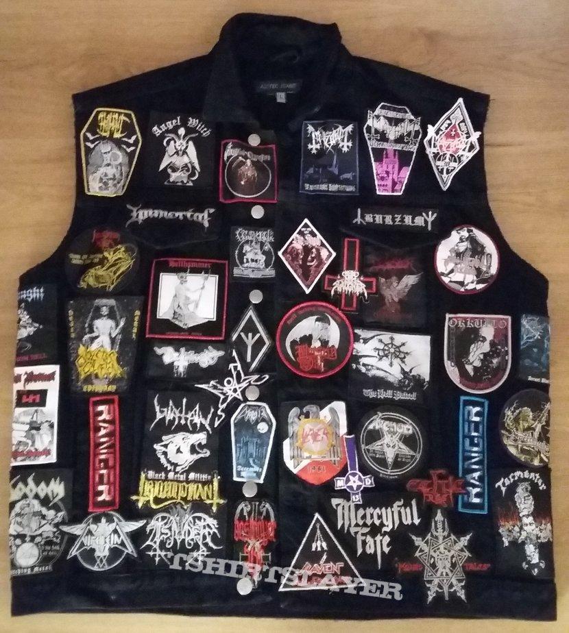 Second Battle Jacket