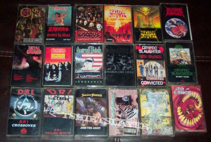 Original Cassette Tapes Tshirtslayer Tshirt And