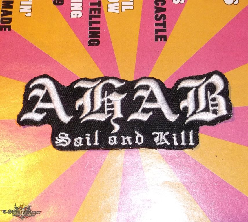 AHAB - Sail and Kill - for Looking into the darkness
