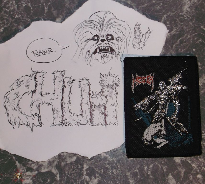 MASTER - 1991 Patch - for Chuii