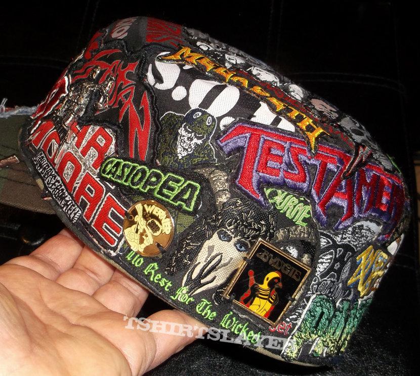 METAL HAT 1.0 - My new battlejacket