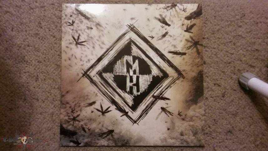 """Machine Head """"Locust"""" 10"""" E.P"""
