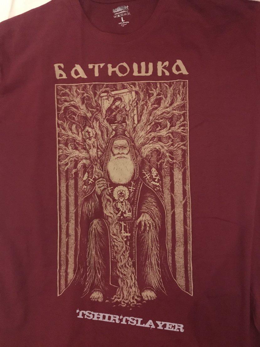 Batushka tourshirt