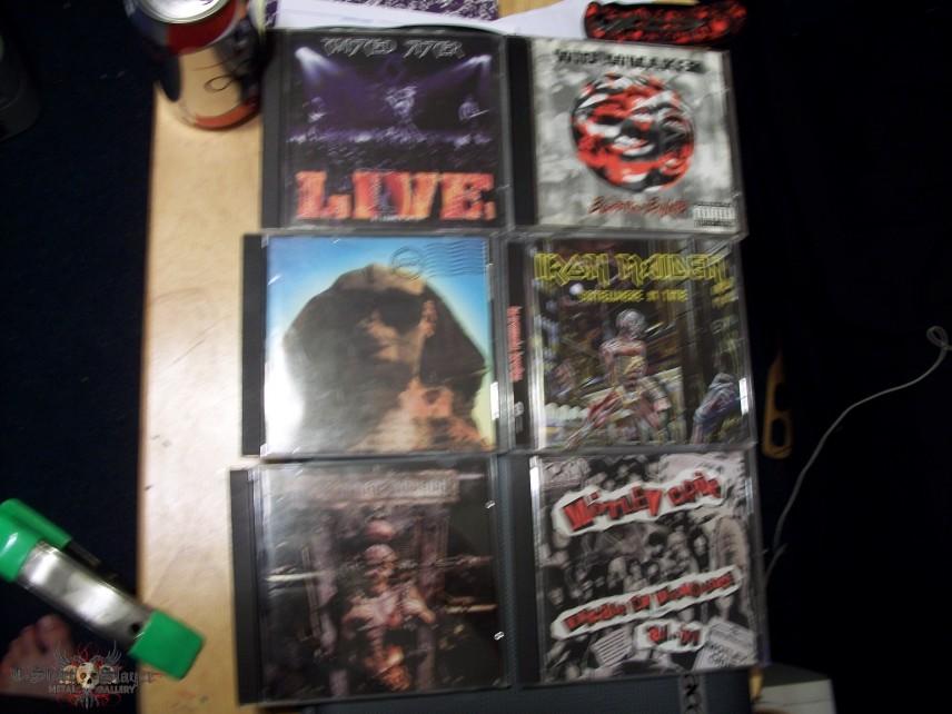 CD, Vinyl, and Cassette Update