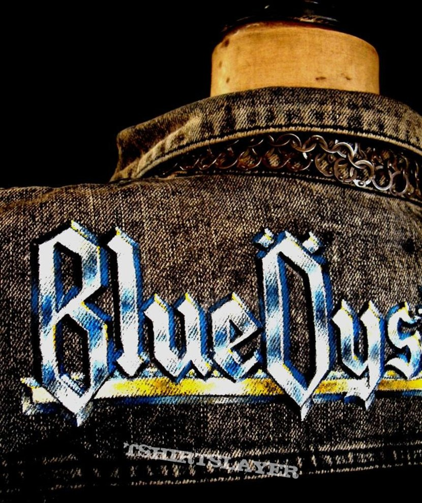 """""""Allied forces of rock'n'roll"""" battle-jacket [Updated 3 May 2016: Mk. V]"""