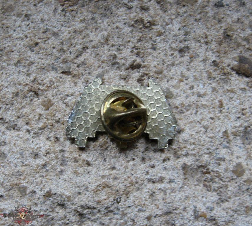 METALLICA Master Of Puppets vintage enameled pin