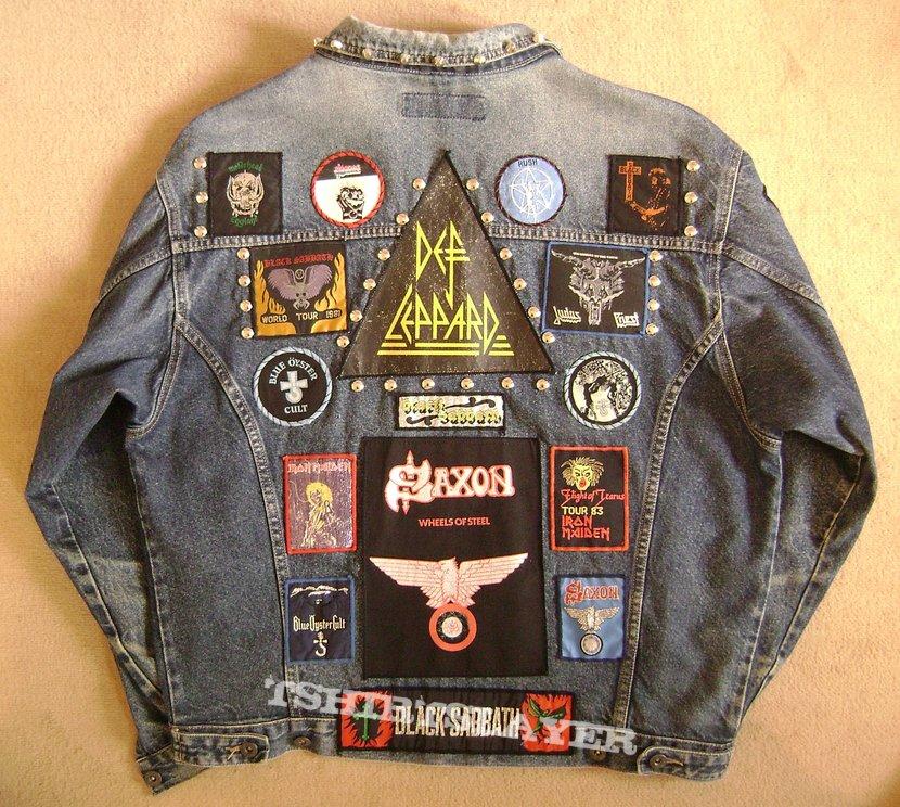 Denim Jacket UPDATE