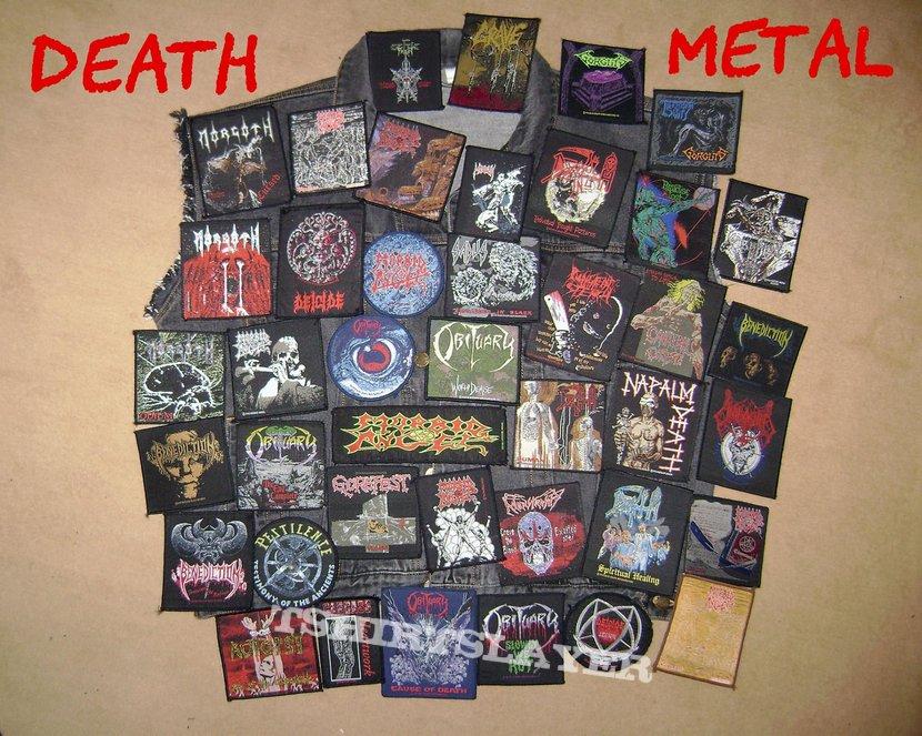 Starting death metal vest