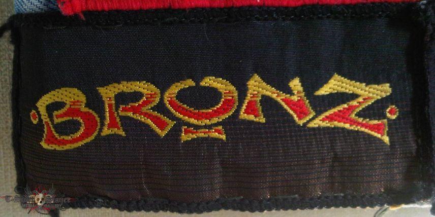 Bronz vintage patch