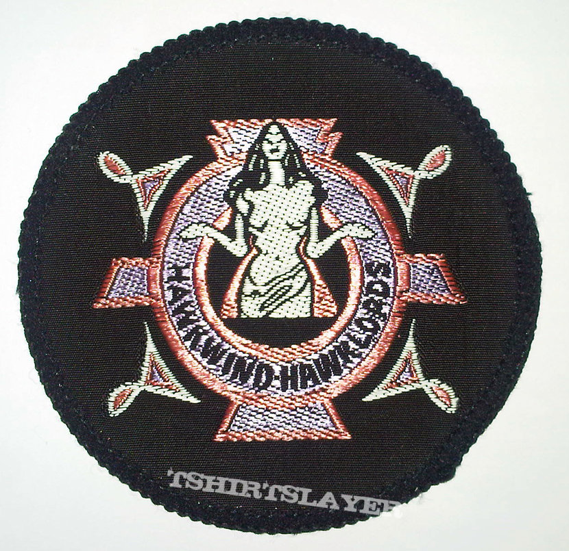 Hawkwind Hawklords patch