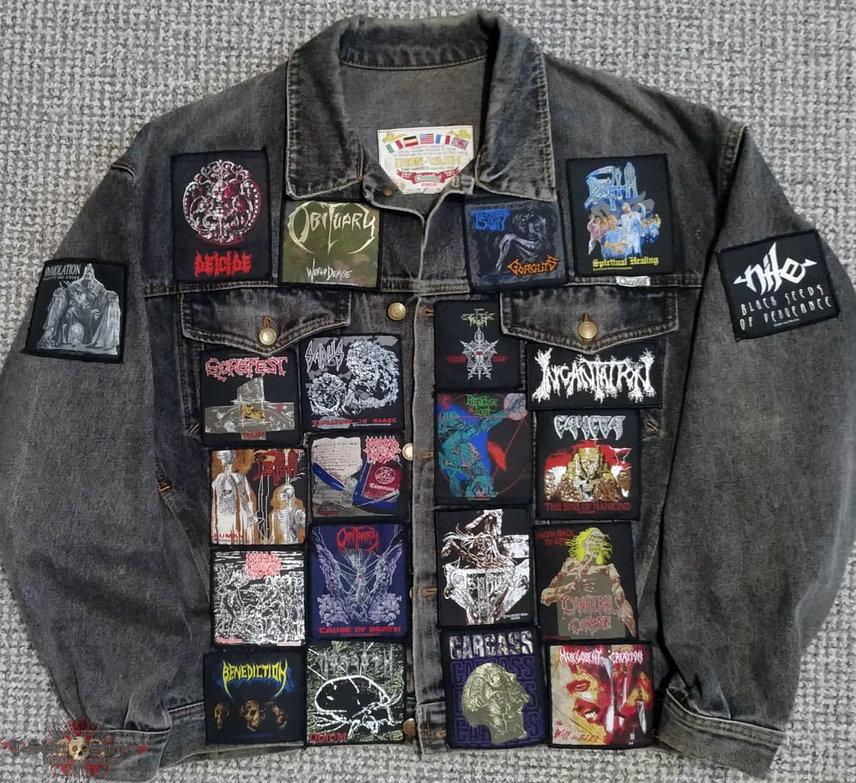 death metal jacket no1