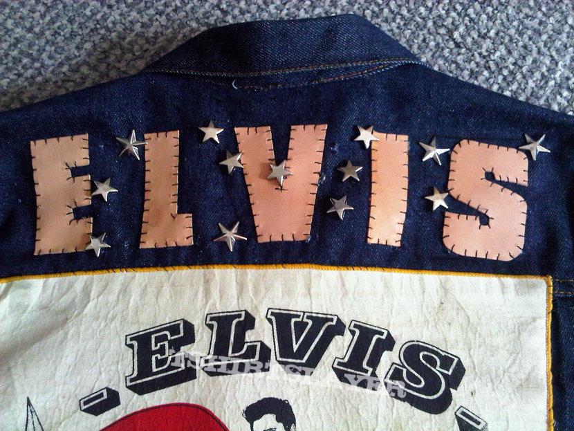 Elvis Presley tribute jacket southern pride