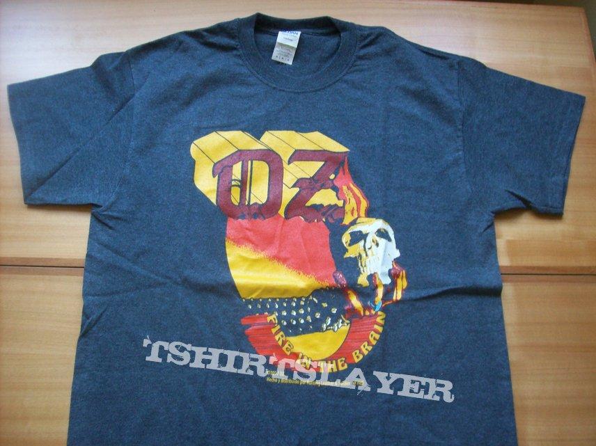 Oz - Fire in the Brain shirt
