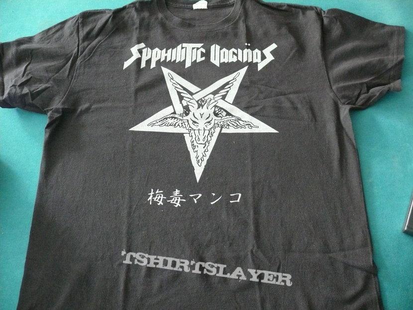 Syphilitic Vaginas Shirt