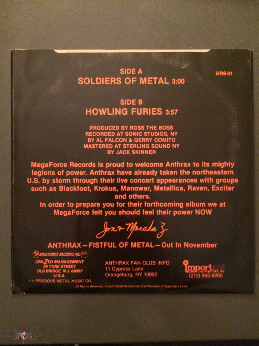 Soldiers of Metal