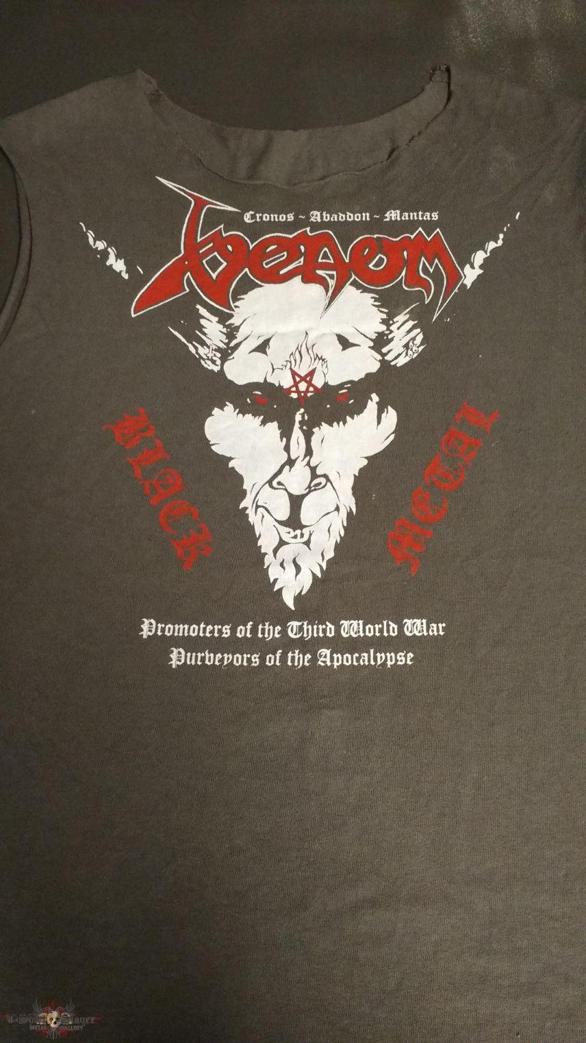 Venom - Black Metal shirt