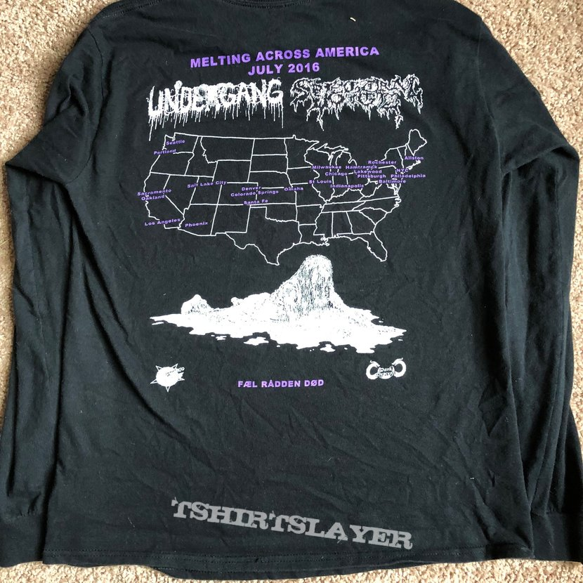 Spectral Voice / Undergang 2016 Tour Longsleeves