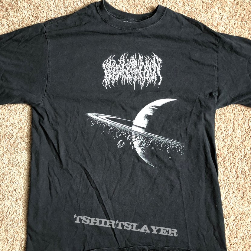 Blood Incantation Interdimensional Extinction Tour Shirt