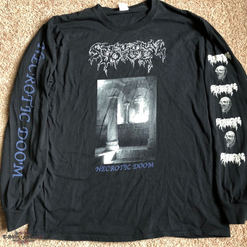 Spectral Voice Necrotic Doom Shortsleeve and Longsleeve