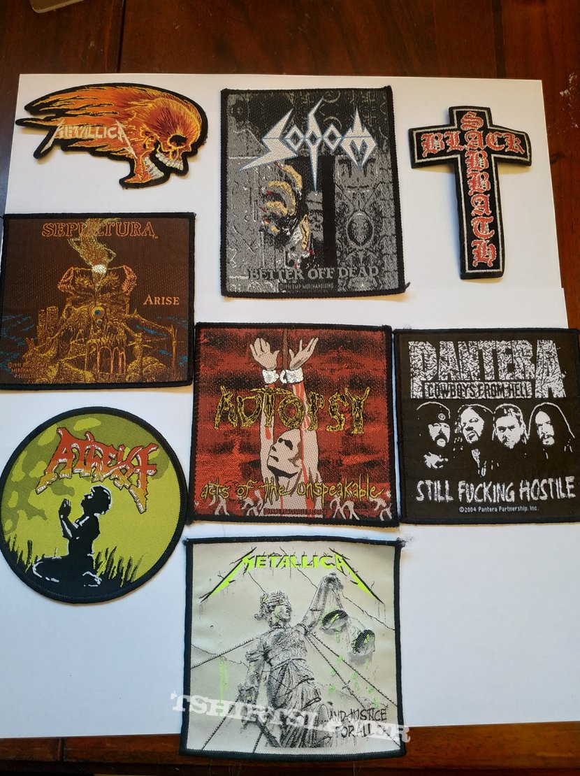 Patches for you !