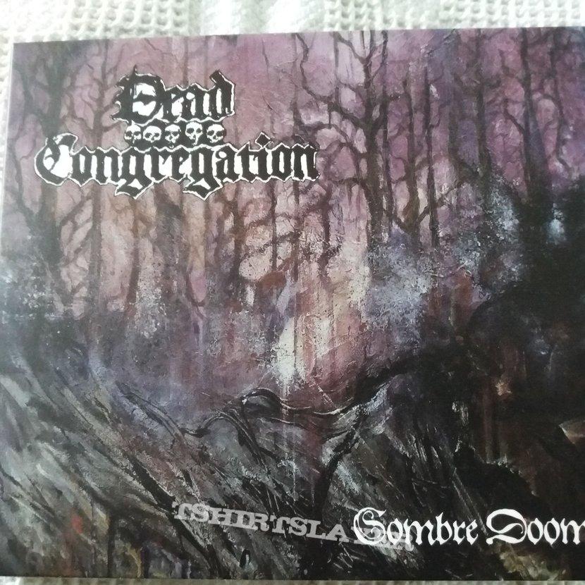 """Dead Congregation """"Sombre Doom"""" ep"""