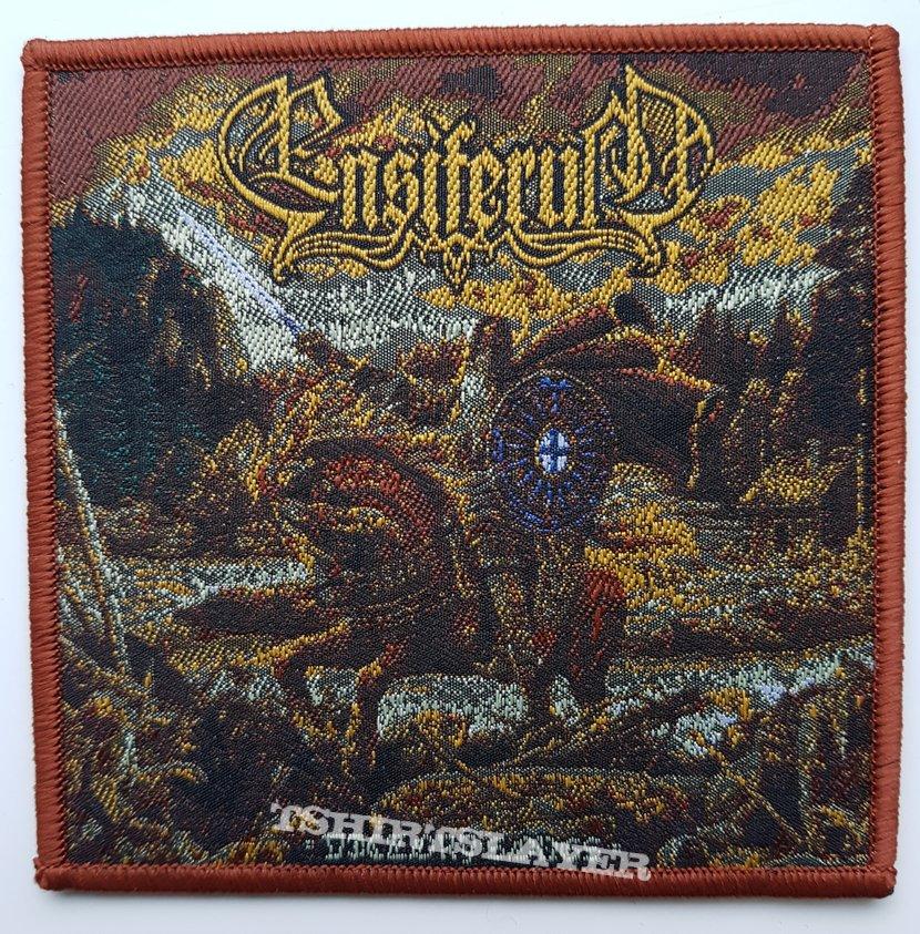 Ensiferum - Victory Songs patch   TShirtSlayer TShirt and