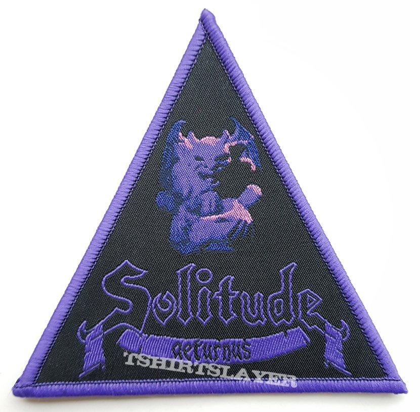 Solitude Aeturnus - Gargoyle triangle patch