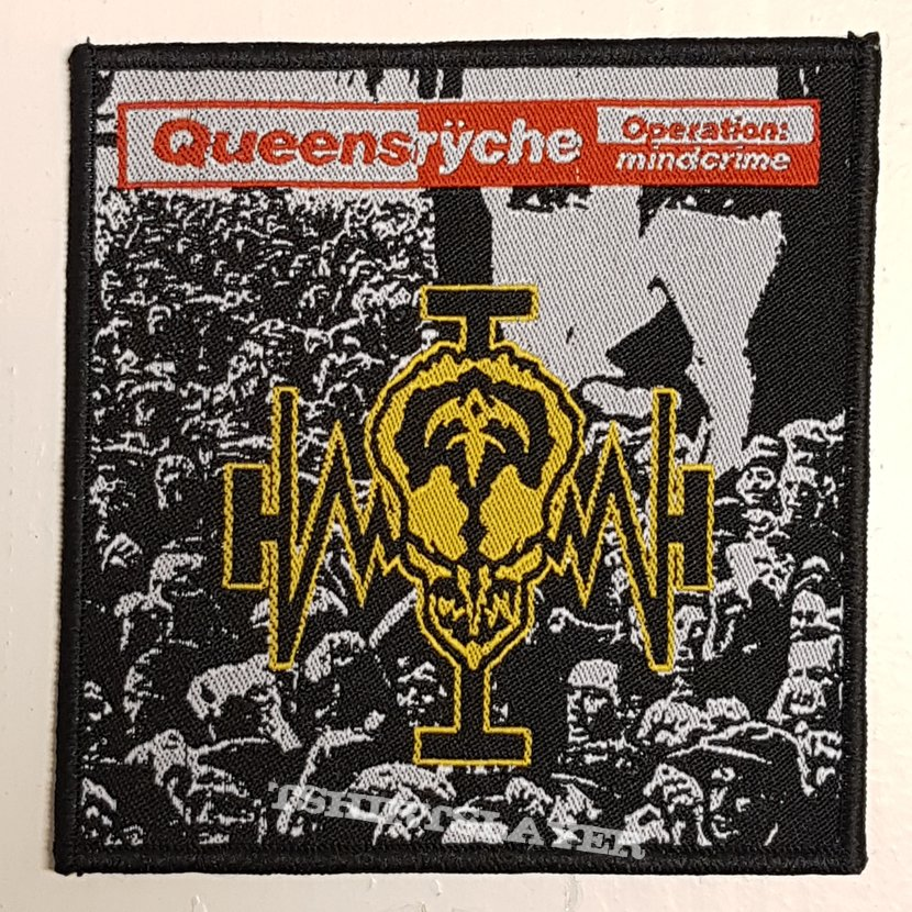 Queensryche - Operation Mindcrime patch