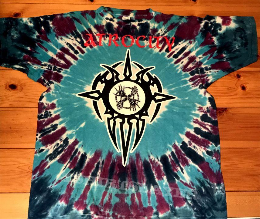 Atrocity - Leichenfeier Batic shirt