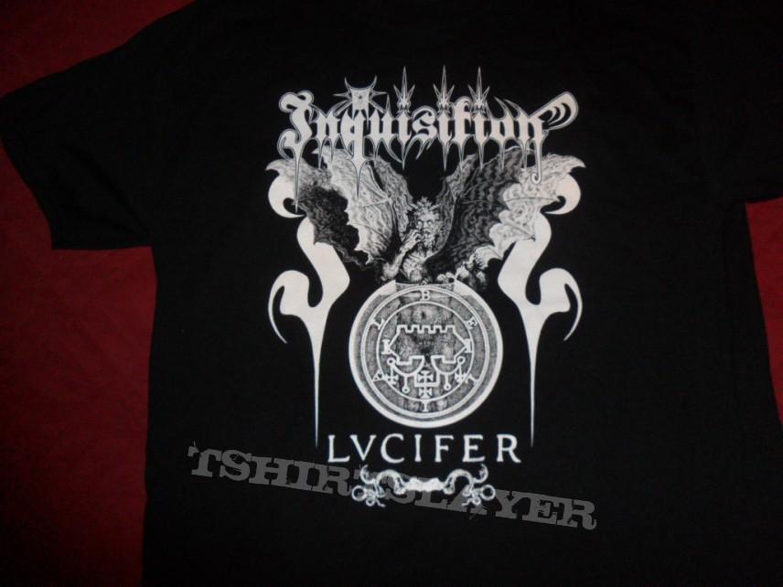 Inquisition - Lucifer shirt